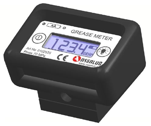 Assalub Grease Meter MK III