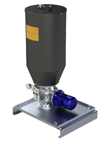 Dual Line Grease Pump System