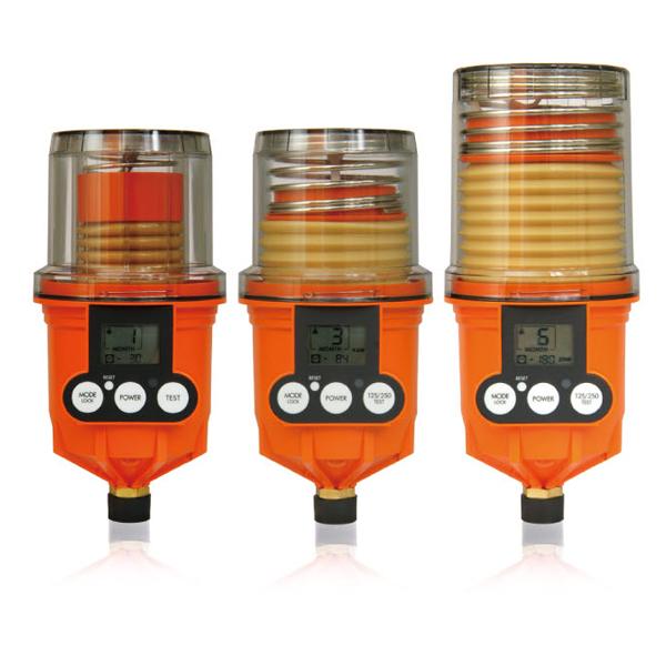 High Pressure Lubricator : Pulsarlube lube control